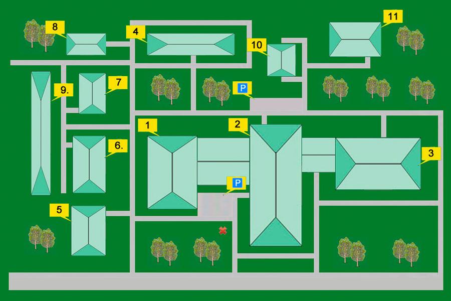 Областная клиническая больница тверь официальный сайт отделения